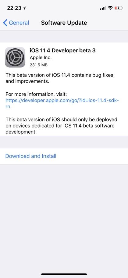 ipsw download 12.1.1 beta 3