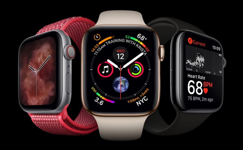You Can Use 38mm And 42mm Bands With 40mm And 44mm Series 4 Watch