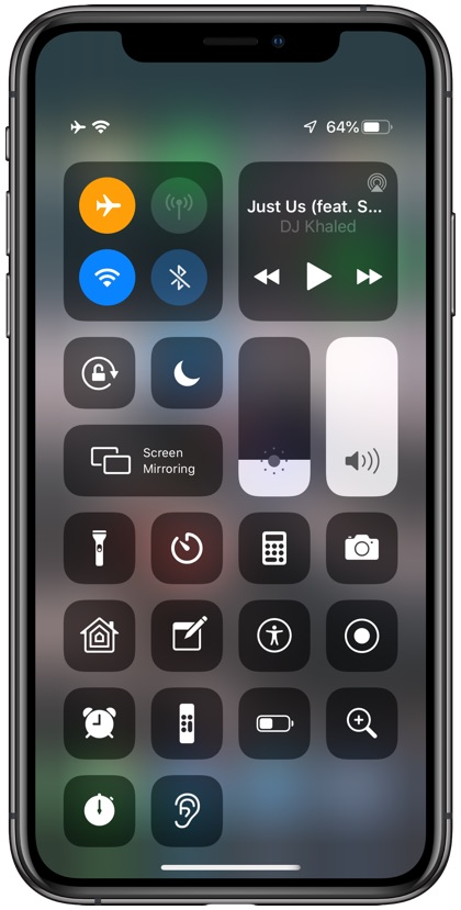 Solve cellular network problems iPhone