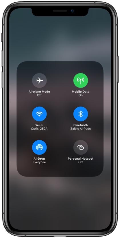 Fix Wi-Fi iPhone