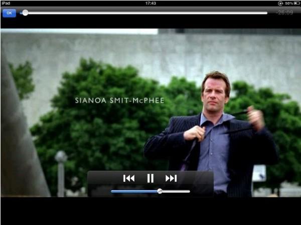 Apple actualiza el contenido que se muestra en el iPad