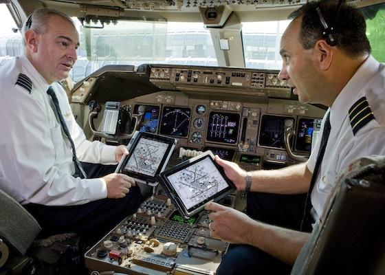 La Fuerza Aérea de EE.UU. comprara cerca de 18.000 iPad 2