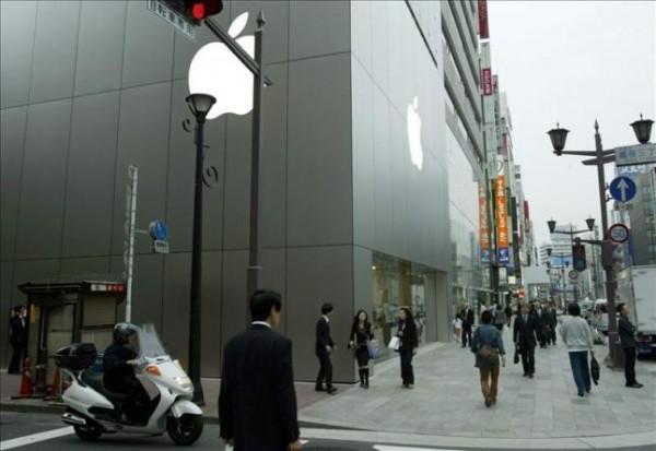 Resultados del primer trimestre 2012 de Apple