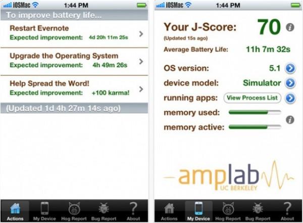 Carat, alarga la duración de la batería en el iPhone