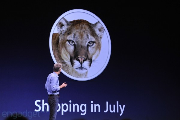 Mountain Lion en la WWDC 2012
