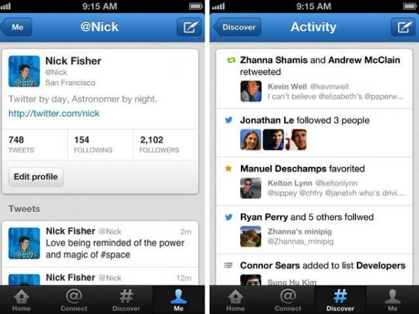 Twitter 4.3 para iOS ya está disponible y viene con muchas mejoras