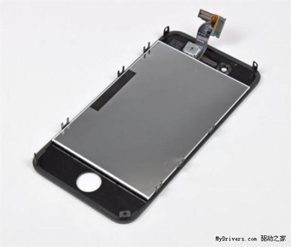 Aparece la carcasa frontal del iPhone 5