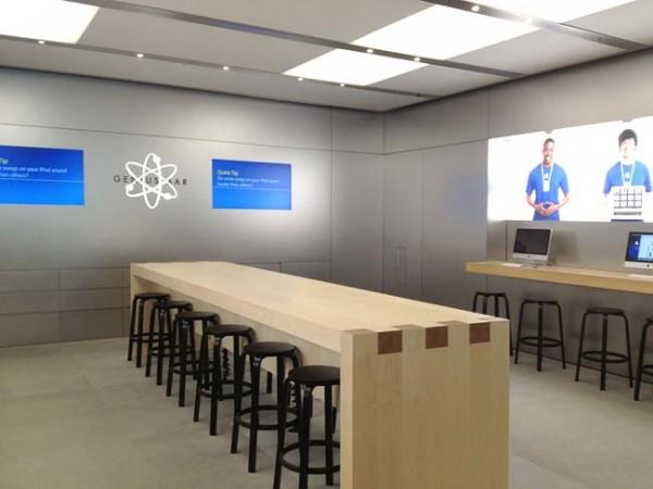 Apple cambia las Genius Bar para aumentar su capacidad