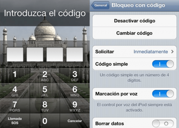 seguridad iOS