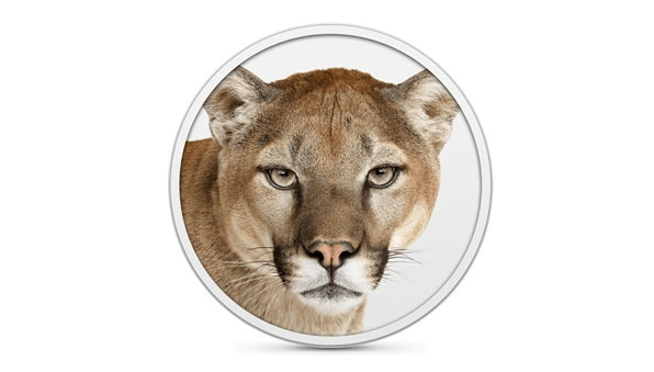 Mountain lion 10.8.2