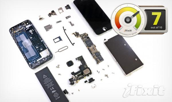 iphone 5 interior