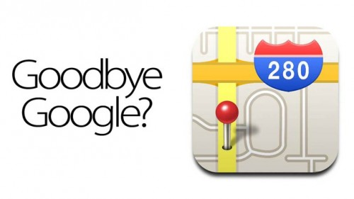 ¿Adios Google Maps?