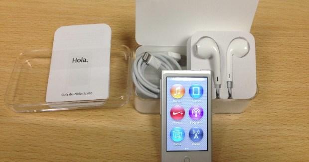 Análisis del nuevo iPod nano 7G