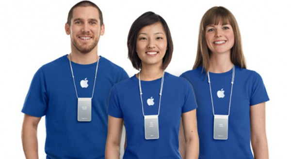 Discovery App para empleados de Apple