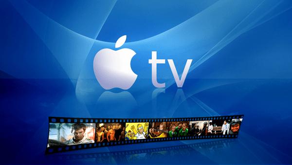 Apple tv, la tv a la carta