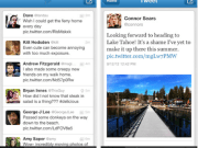 twitter para iOS 1