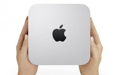 El Mac mini parece que será el elegido para fabricarse en EE.UU