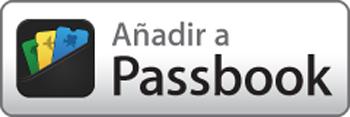insignia Añadir pasbook