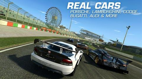 Real Racing 3 ya disponible en la App Store Nueva Zelanda