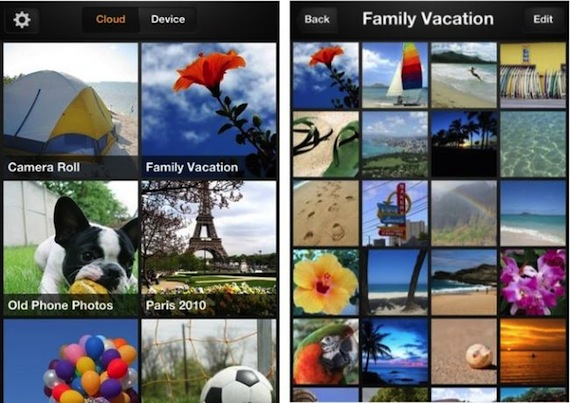 Amazon Cloud Drive Photos
