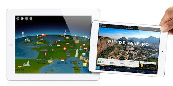 iPad 5 generación