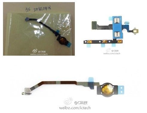 iphone 5s en diferentes colores-componentes-1
