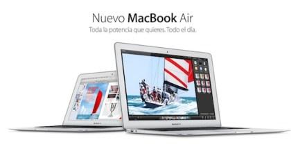 nuevo macbook air 2013