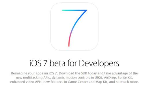 beta 2 de iOS 7