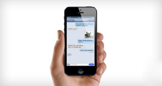 informar sobre el spam recibido en iMessage
