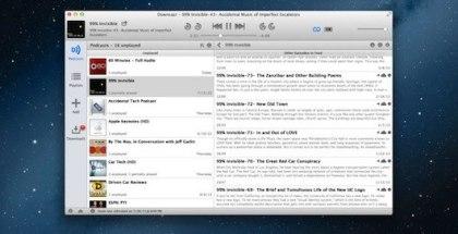 Downcast para Mac