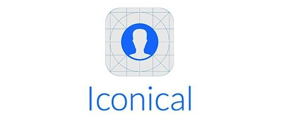 Iconical, modifica los iconos de tu iPhone o iPad