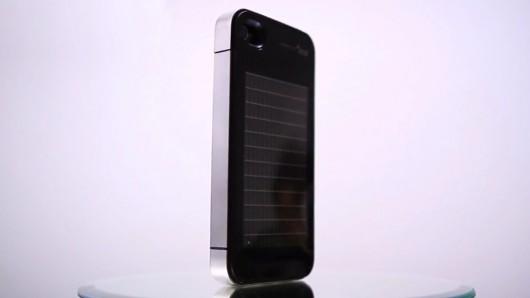 ¿Trabaja Apple en un posible iPhone con energía solar?