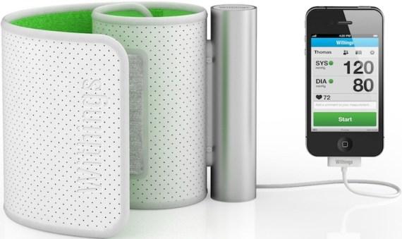 Tensiómetro inteligente Withings Smart Blood Pressure Monitor