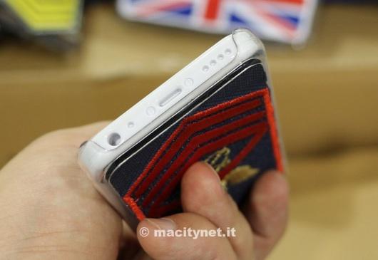 carcasas para el iPhone 5S y 5C