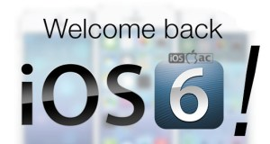downgrade de iOS 7 a iOS 6 en el iPhone 4