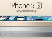 Existencias limitadas del iPhone 5S