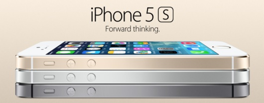 Existencias limitadas del iPhone 5S