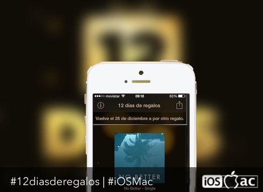 12 días de Regalos: Apple publica el ¡primer regalo por sorpresa!