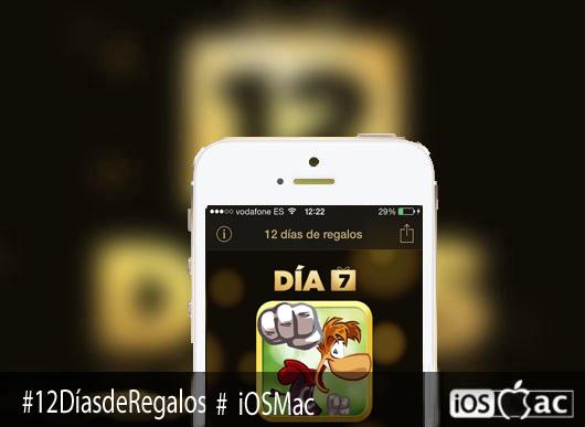 Rayman Jungle Run-12-días-de-regalos-apple-iosmac-
