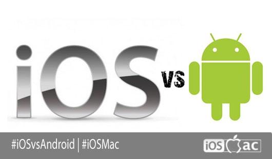 5 características que los usuarios de Android envidian de iOS