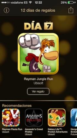 Rayman Jungle Run-iosmac