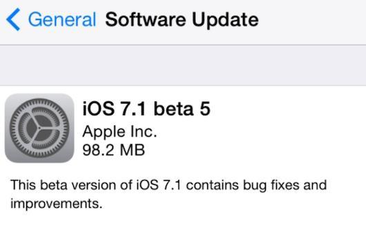 iOS 7.1 beta 5-iosmac