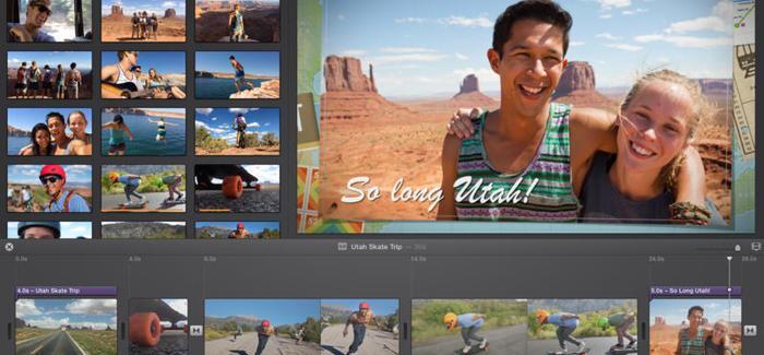 Cómo agregar texto a tus vídeos desde iMovie para Mac