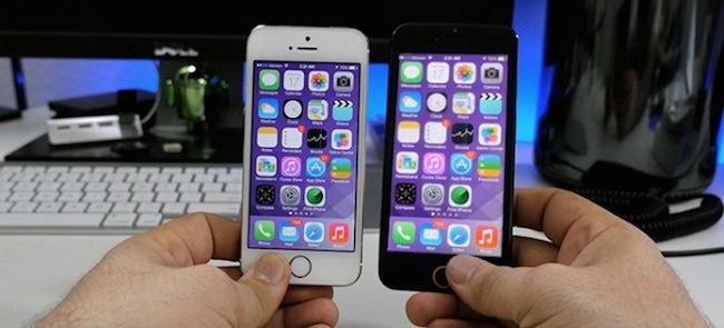 iOS 8- iPhone 6 de 4.7 pulgadas-iosmac
