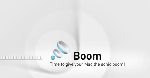 "Boom, una app que le da ""alas"" a la salida de audio de tu Mac"