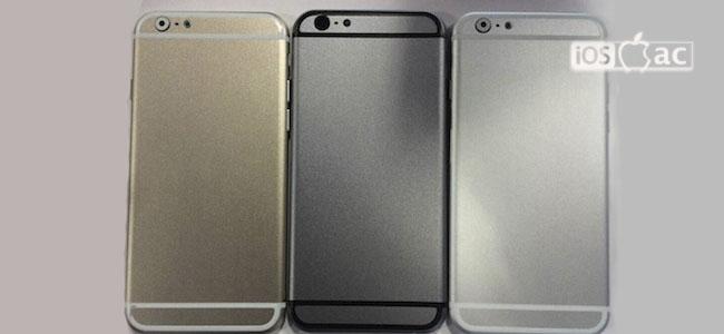iPhone 6: ¿Filtrado antes de la WWDC?