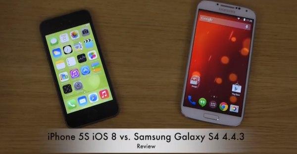 iOS 8 beta vs Android 4.4.3-iosmac-1