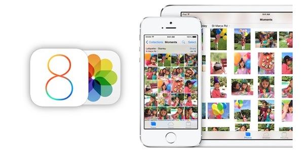 ¿ Fotos borradas accidentalmente ? Con iOS 8 se pueden recuperar