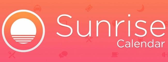 Sunrise Calendar-iosmac