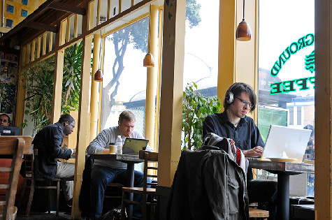 Cafetería WIFI